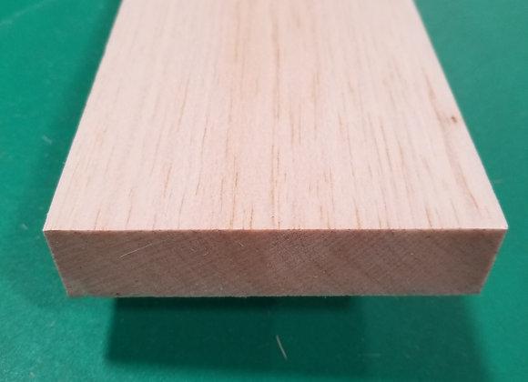 "Balsa Wood 1 x 4 x 36"""