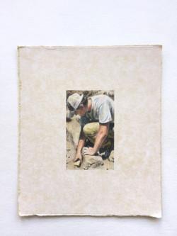 Archéologue, casquette