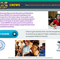 Texas Consumer Resource for Education Workforce Statistics