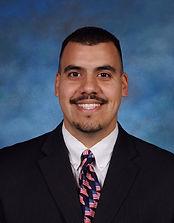 Dr. Juan Solis, THS Principal
