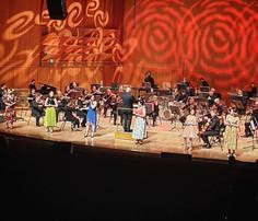 On the West Side: Our Story konsertti, Kuopion Kaupunginorkesteri 05.2021