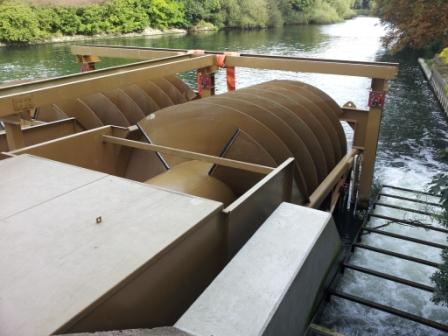 Romney Weir Turbines