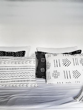 white african pillow kiros