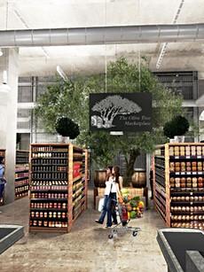 Neomarket Depot, Athènes