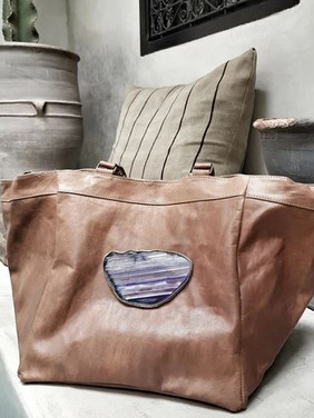 leather bag oujda