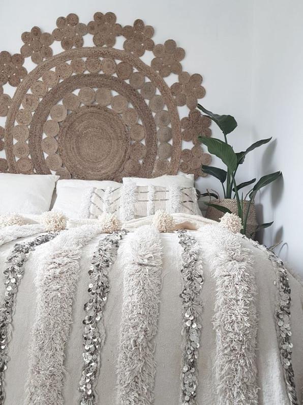 moroccan wedding blanket farah