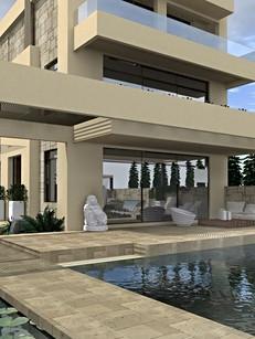 Maison de luxe, Athènes