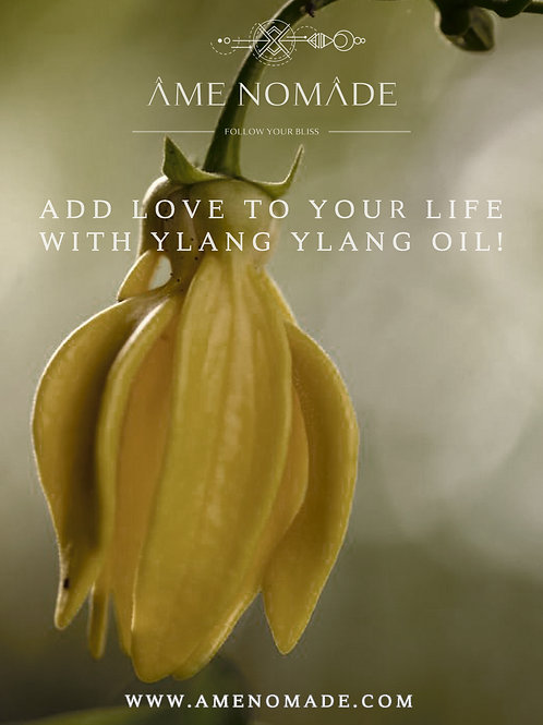 Ylang Ylang natural oil