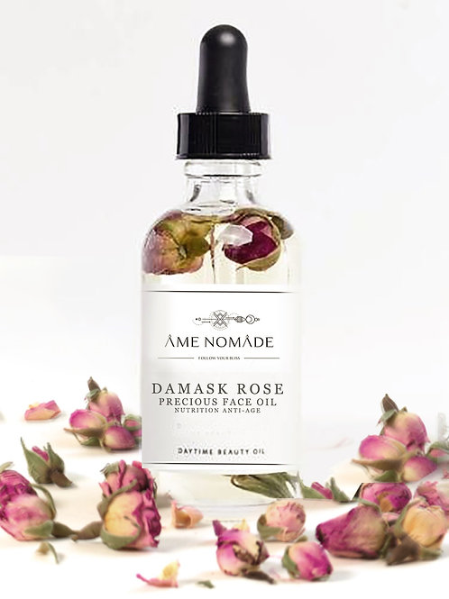 Damask Rose Precious Face Oil