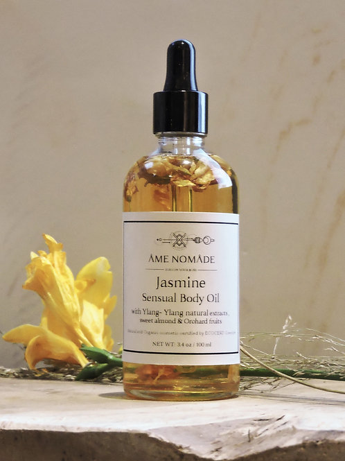 Jasmine Sensual Body oil