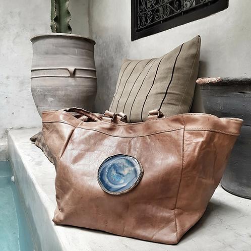 leather bag nador