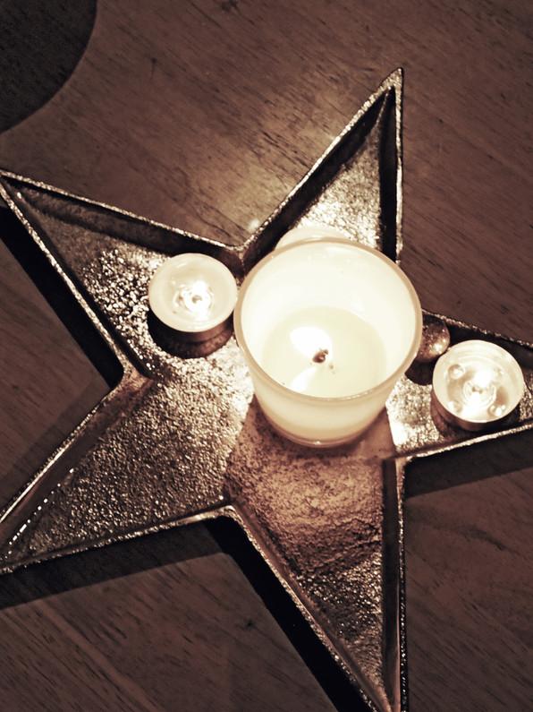 star shaped tray
