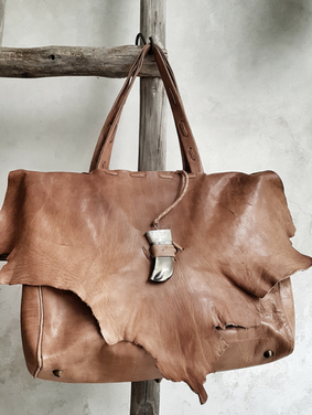 leather bag temara