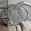 Thumbnail: moroccan vintage tray - large
