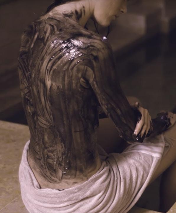 The ritual of Ayuverda, face and body natural scrub