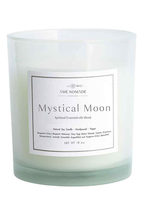 Mystical Moon - Spiritual oil blend soy candle