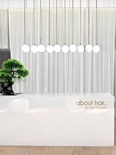 About hair coiffeur, Athènes