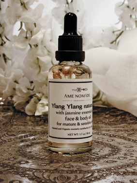 Ylang Ylang natural oil with jasmine essential oil