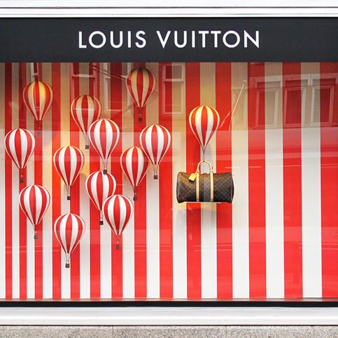 Affichage de vitrine et merchandising visuel