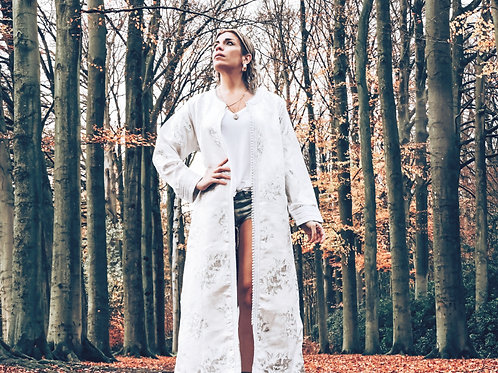 meliti kimono-dress