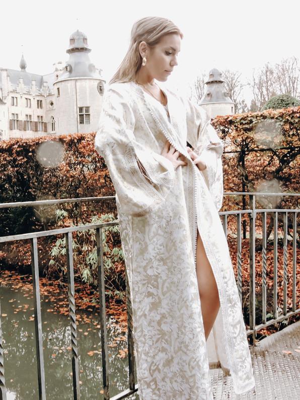 aktaia kimono dress