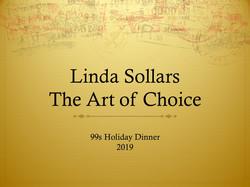 Linda's life & career in aviatoin