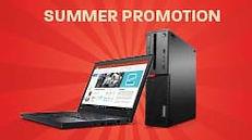 Lenovo 2017 ThinkPad & ThinkCentre Summer Promotion