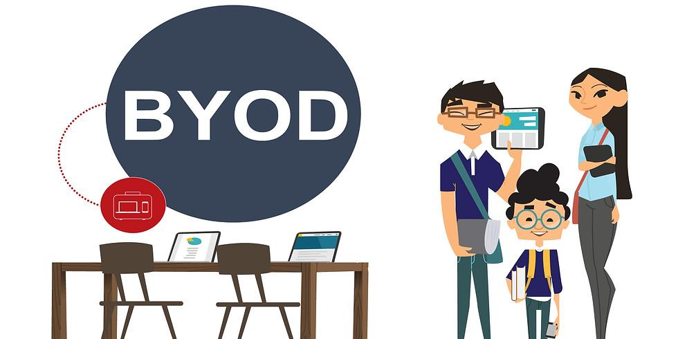 iPad BYOD 平板電腦方案及分享會