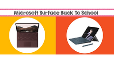 Microsoft Surface 開學限時優惠