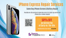 iPhone Express Repair Service