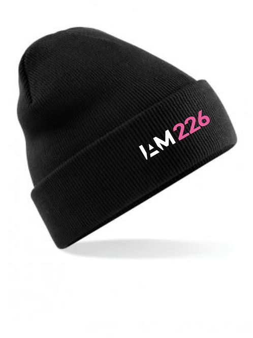 IAM226 Cuffed Beanie Hat