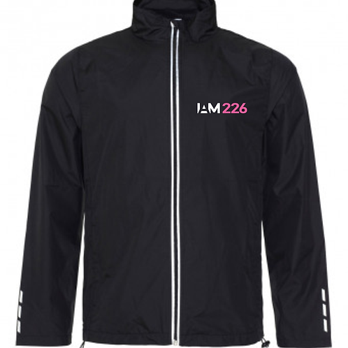 IAM226 Zip Running Jacket