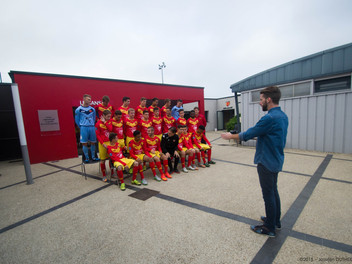 #BackStage : Photos officielle Le Mans FC