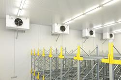 Warehouse Refrigeration Installation