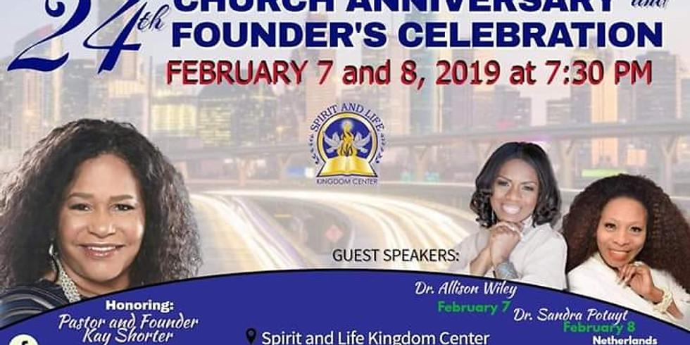 Spirit and Life Kingdom Church