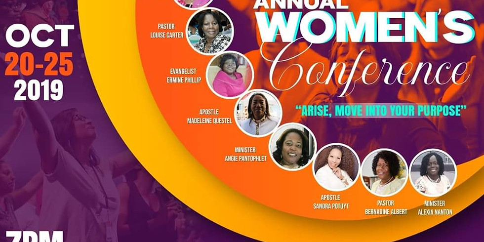 Annual Women's Conference