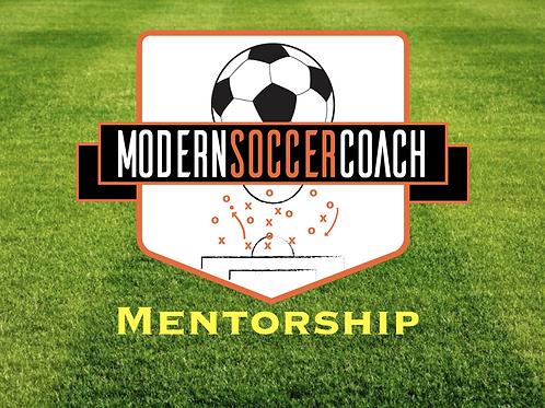 August Coach Mentorship Program