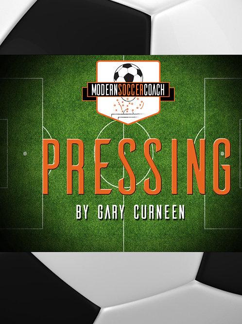Modern Soccer Coach: Pressing