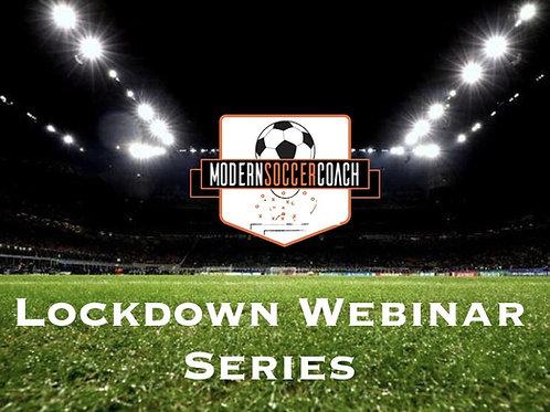 MSC 25 Lockdown Webinar Series