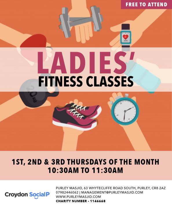 Ladies Keep Fit Classes
