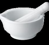Cápsula de evaporación, crisol. embudo, espátula, mortero y más productos de porcelana de Ciedutec Lab