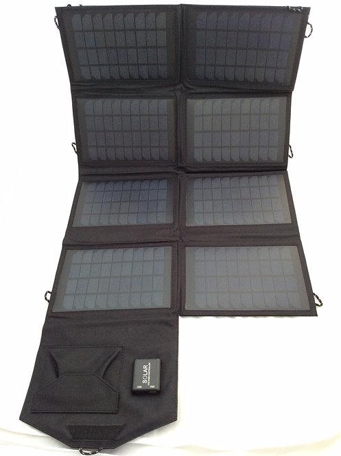 Panel Solar Plegable 28W