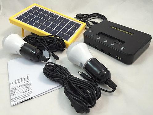KIT Solar de iluminación