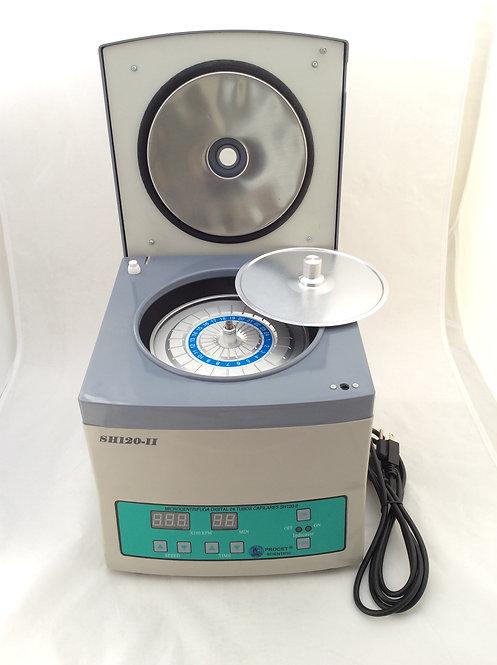 Centrifuga (Microhematocritos) Elect. Sh 120-II Digital