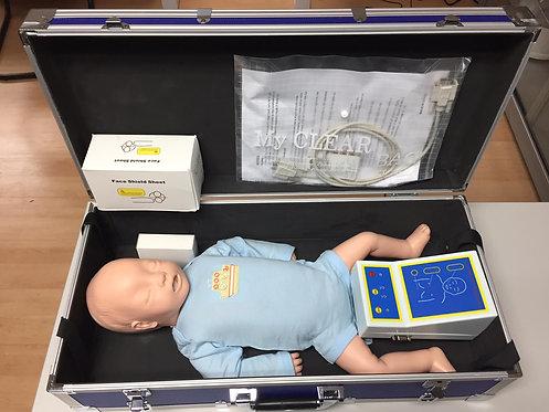 Maniquí de bebe RCP