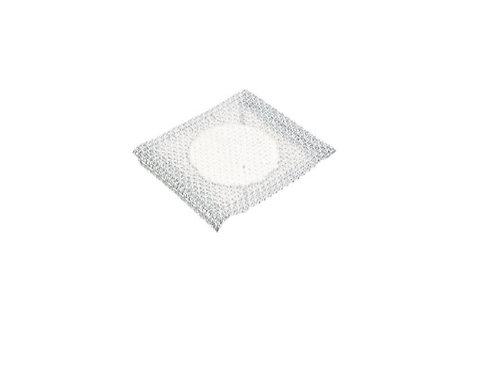 Malla Alambre Galvanizado C/ Asbesto 16X16 Cm
