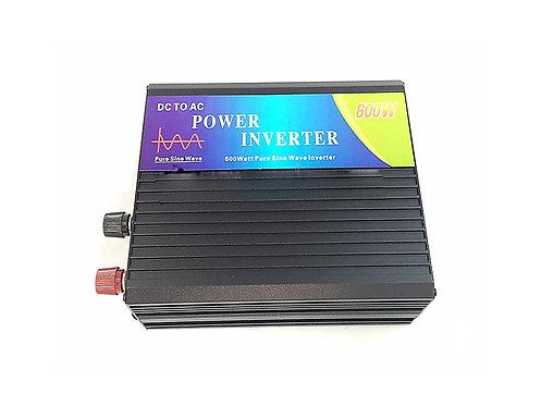 Inversor 600W Onda Pura 12V