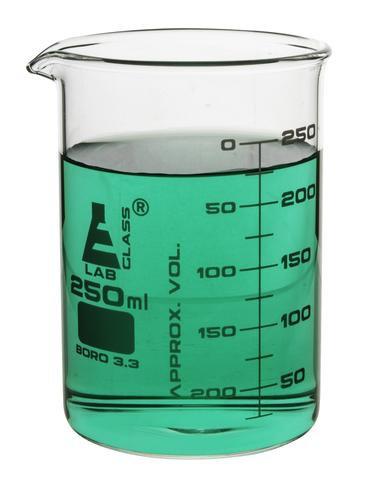 Vaso de precipitado de 250 ml.