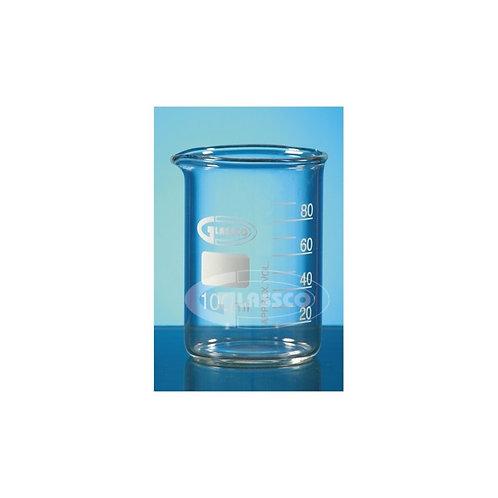 Vasos de precipitado de 10 ml.