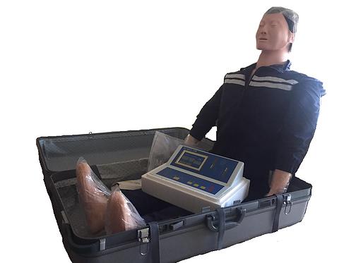 Simulador Avanzado Para La formación De Enfermería Masculino Femenino